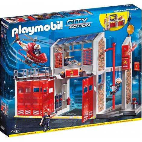 Playmobil: Fire Station (9462)
