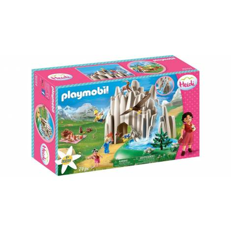 Playmobil® Heidi - Crystal Lake (70254)