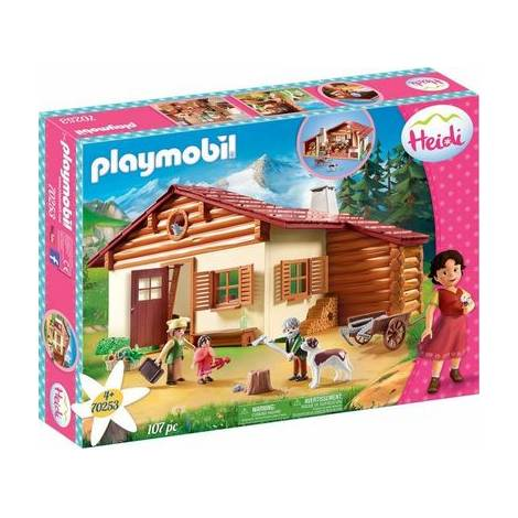 Playmobil® Heidi - Heidi at the Alpine Hut (70253)