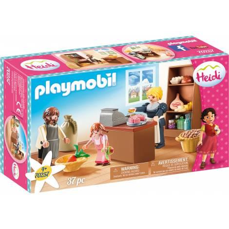 Playmobil Heidi - Kellers Village Shop (70257)