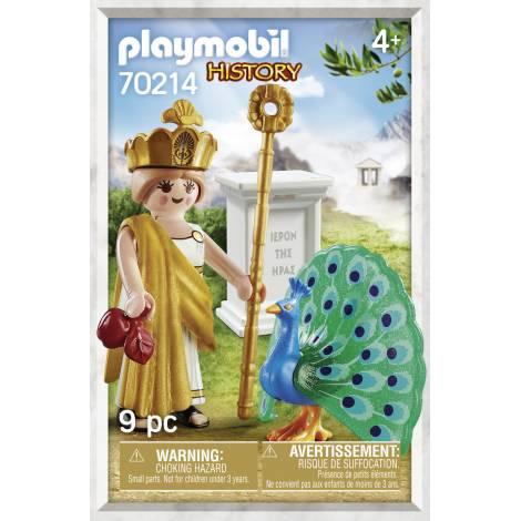 Playmobil History: Θεά Ήρα  70214