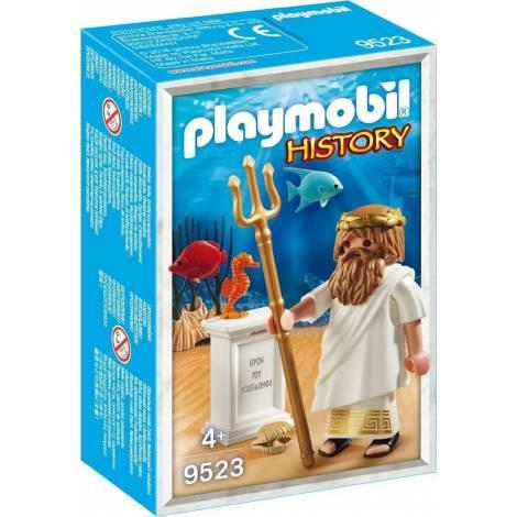 Playmobil History: Θεός Ποσειδώνας  9523