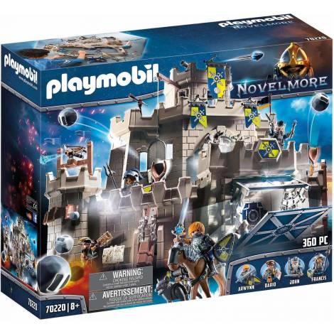 Playmobil Novel More: Μεγάλο Κάστρο του Νόβελμορ (70220)