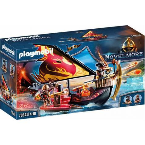 Playmobil Novelmore - Burnham Raiders Fire Ship (70641)