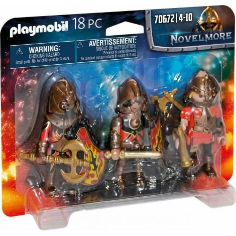 Playmobil Novelmore - Burnham Raiders Set (70672)