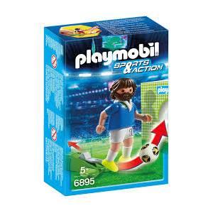Playmobil - Ποδοσφαιριστής Ιταλίας - 6895