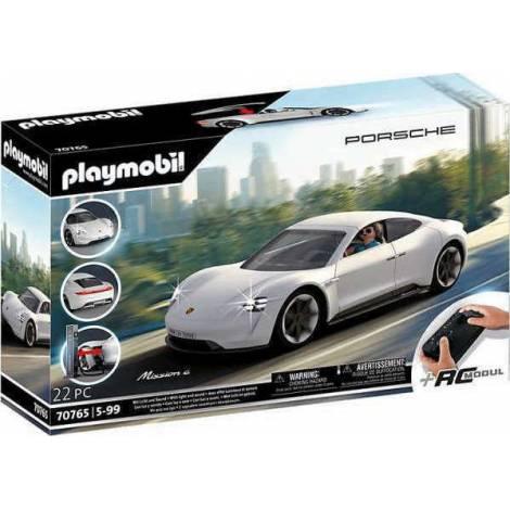 Playmobil Porsche - Porsche Mission E (70765)