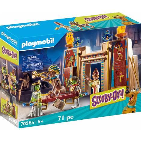 Playmobil SCOOBY-DOO! - Περιπέτεια στην Αίγυπτο (70365)