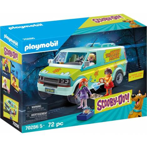Playmobil® SCOOBY-DOO! - SCOOBY-DOO! Mystery Machine (70286)