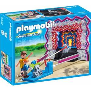 Playmobil - Σκοποβολή με κονσερβοκούτια 5547