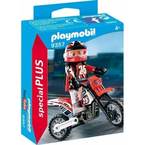 Playmobil Special Plus: Motocross Rider (9357)