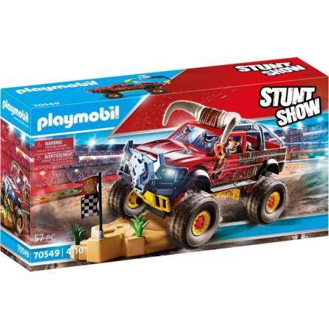 Playmobil® Stuntshow - Bull Monster Truck (70549)