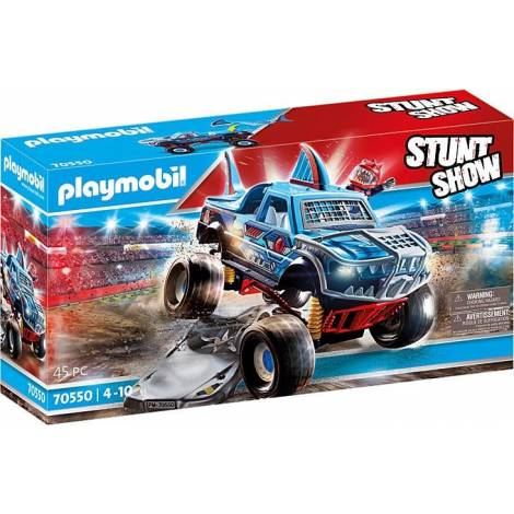 Playmobil® Stuntshow - Shark Monster Truck (70550)