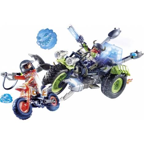 Playmobil Top Agents - Arctic Rebels Ice Trike (70232)