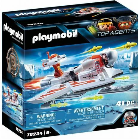 Playmobil Top Agents - Spy Team Flyer (70234)