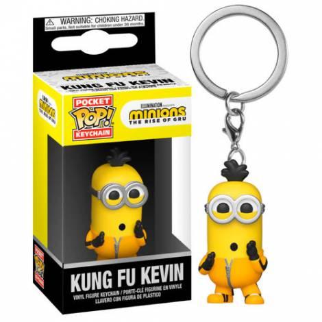 Pocket POP! Minions 2 - Kung Fu Kevin Keychain