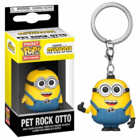 Pocket POP! Minions 2 - Pet Rock Otto Keychain