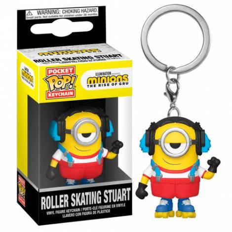 Pocket POP! Minions 2 - Roller Skating Stuart Keychain
