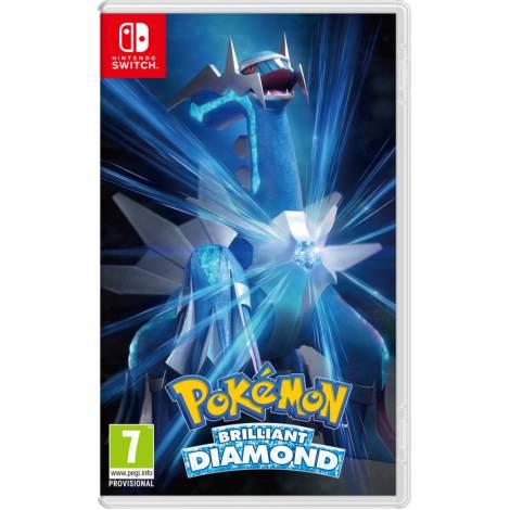 Pokemon - Brilliant Diamond (NINTENDO SWITCH).