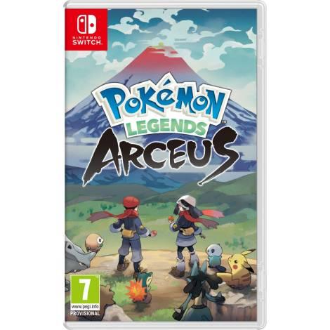 Pokemon Legends: Arceus (Nintendo Switch).