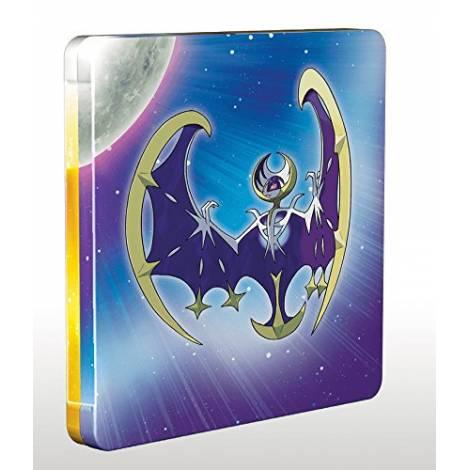 Pokemon Moon - steelbook only (μόνο η μεταλλική θήκη)