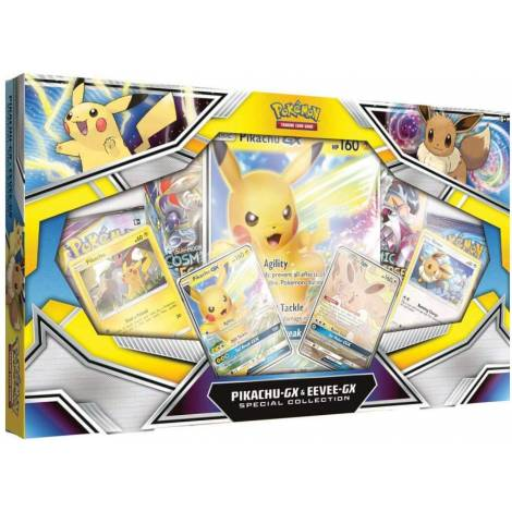 POKEMON: PIKACHU-GX & EEVEE-GX SPECIAL COLLECTION