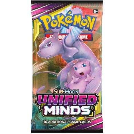 POKEMON: SM11 UNIFIED MINDS BOOSTER