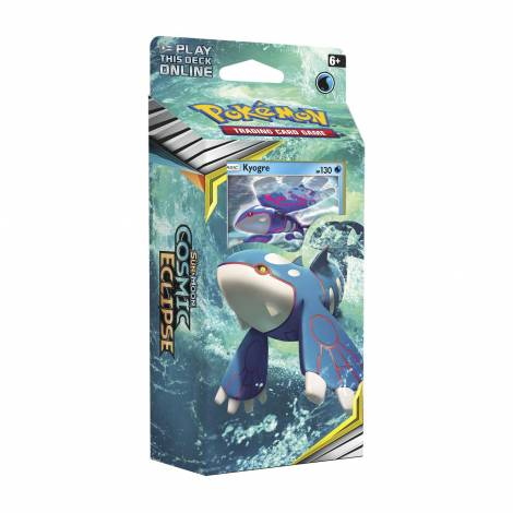 POKEMON SUN & MOON - COSMIC ECLIPSE : UNSEEN DEPTHS