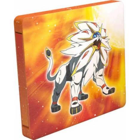 Pokemon Sun steelbook only (μόνο η μεταλλική θήκη)