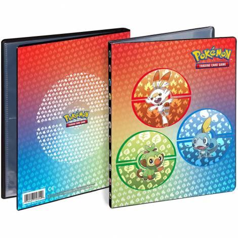 Pokemon Sword and Shield Galar Starters 9-Pkt PRO-Binder   REM15352