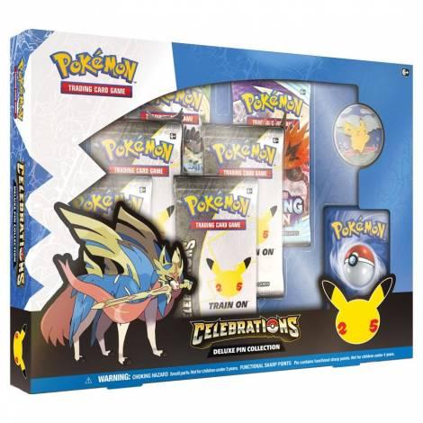 Pokemon TCG! 25th Anniversary Pin Box