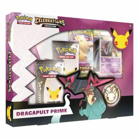 Pokemon TCG! Celebrations Collection - Dragapult Prime Box