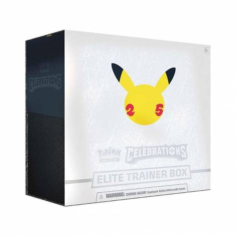 Pokemon TCG! Elite Trainer Box 25th Anniversary Celebrations (POK809439)