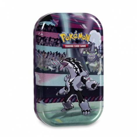 Pokemon TCG - Galar Power Mini Tin (Obstagoon & Galarian Weezing) (POK807404)