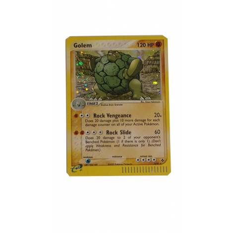 Pokemon TCG : Golem  (5/97)