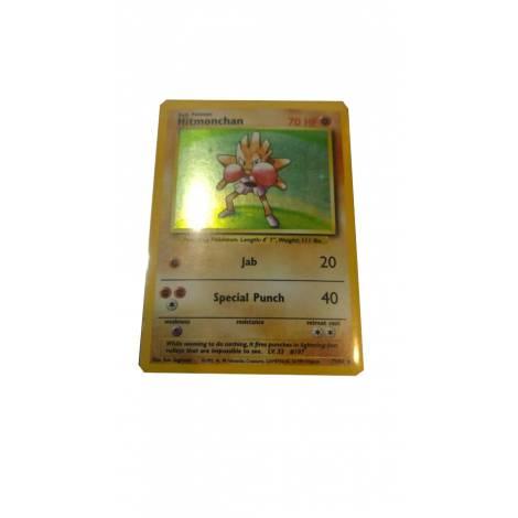 Pokemon TCG : Hitmonchan  (7/102)