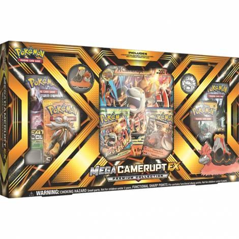 Pokemon TCG – Mega Camerupt-EX Premium Collection