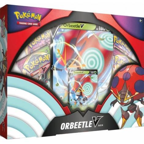 Pokemon TCG! Orbeetle V Box