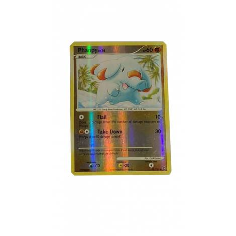 Pokemon TCG : Phanpy  (98/132)