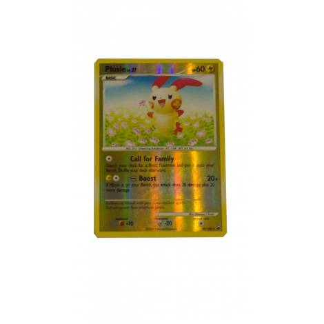 Pokemon TCG : Plusle  (28/100)