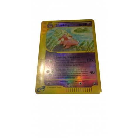 Pokemon TCG : Slowking  (34/147)