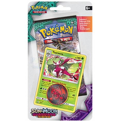 Pokemon TCG Sun & Moon: Guardians Rising  Blister Tsareena