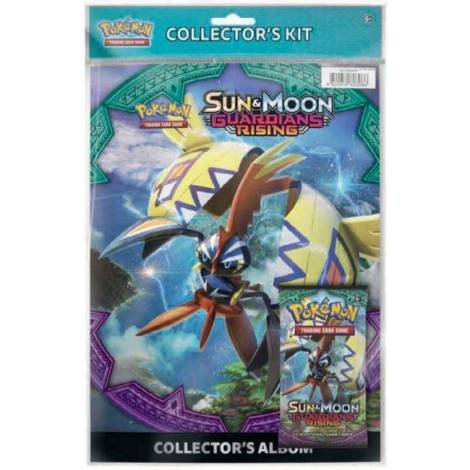 Pokemon TCG - Sun & Moon Guardians Rising Collector`s Kit