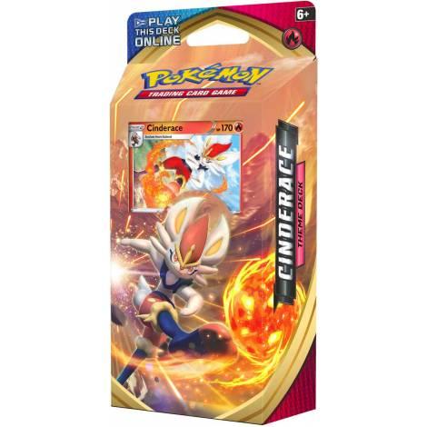 Pokemon TCG: Sword & Shield - Cinderace Theme Deck