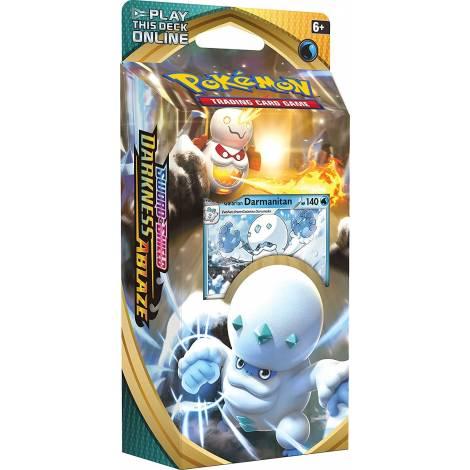 Pokemon TCG: Sword & Shield Darkness Ablaze - Darmanitan Theme Deck
