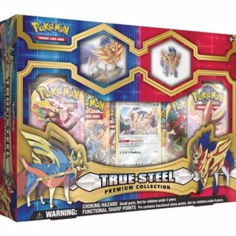 Pokemon TCG! Sword & Shield Darkness Ablaze : Zamazenta True Steel Premium Collection