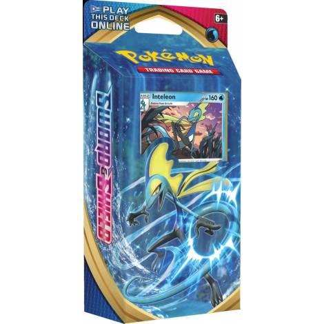 Pokemon TCG: Sword & Shield - Inteleon Theme Deck