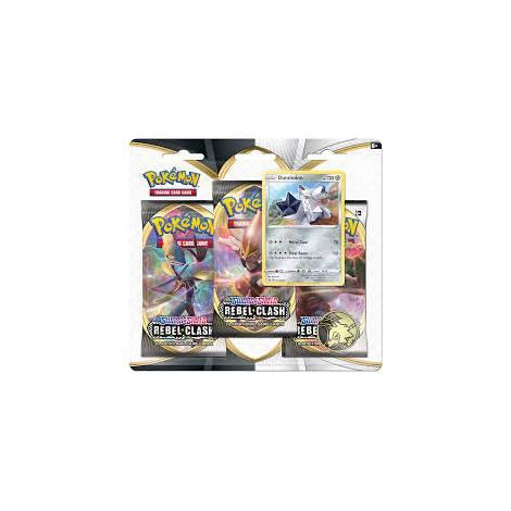 Pokemon TCG - Sword & Shield : Rebel Clash Duraludon Blister