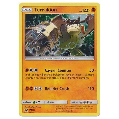 Pokemon TCG : Terrakion (SM223)