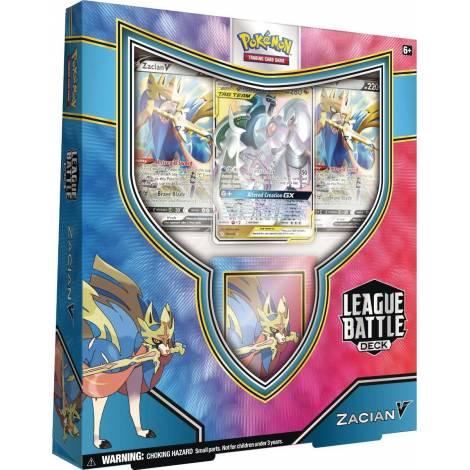Pokemon TCG: Zacian League Battle Decks